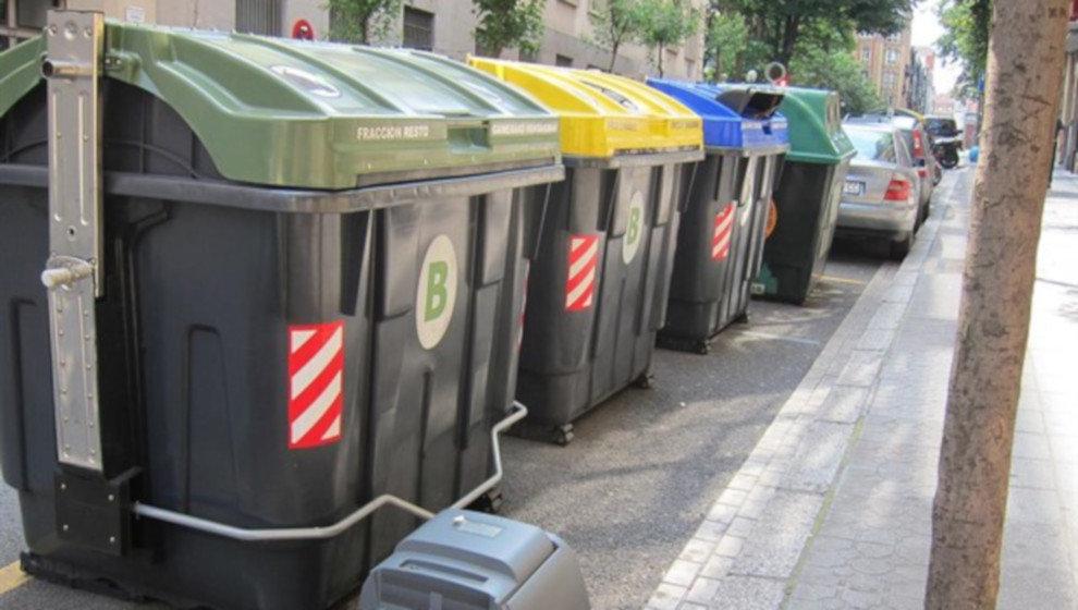 """Los contenedores de residuos contarán con sensores para """"optimizar"""" el servicio"""