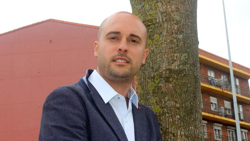 Israel Ruiz Salmón se convierte en el nuevo coordinador general de IU en Cantabria