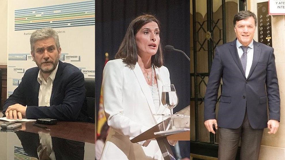 """PP y Cs """"asumen la ideología del odio"""" como """"peaje de la extrema derecha"""" para aprobar los presupuestos de Santander"""