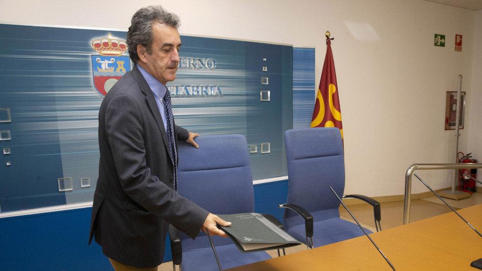 """Martín asume la Presidencia del Puerto como un """"reto muy motivante"""""""