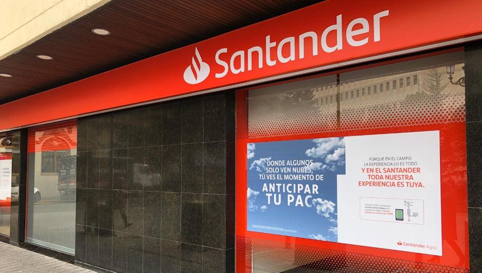 Cinco sentencias condenan al Banco Santander a devolver más de 400.000 euros en 'Valores Santander'