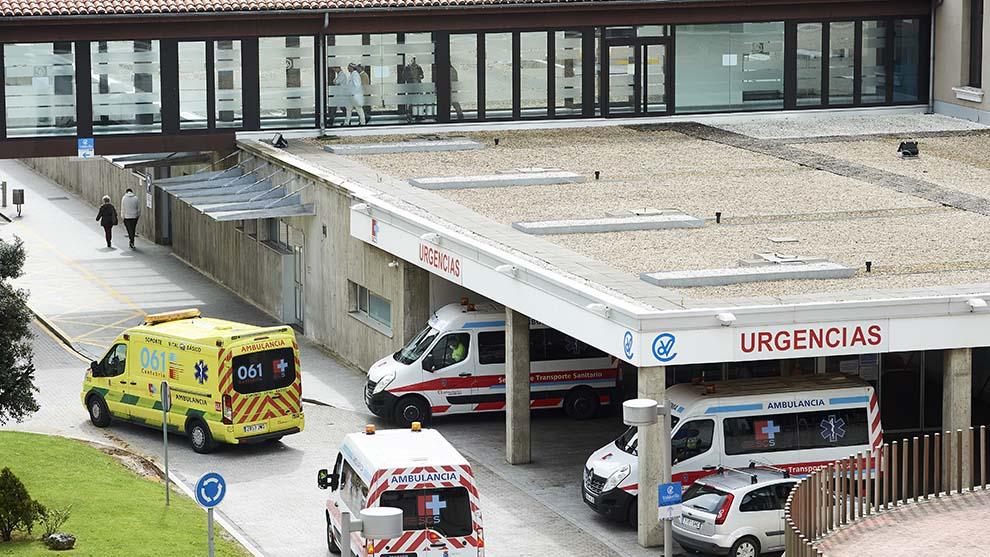 Heridos por atropello los conductores de una bicicleta y un patinete