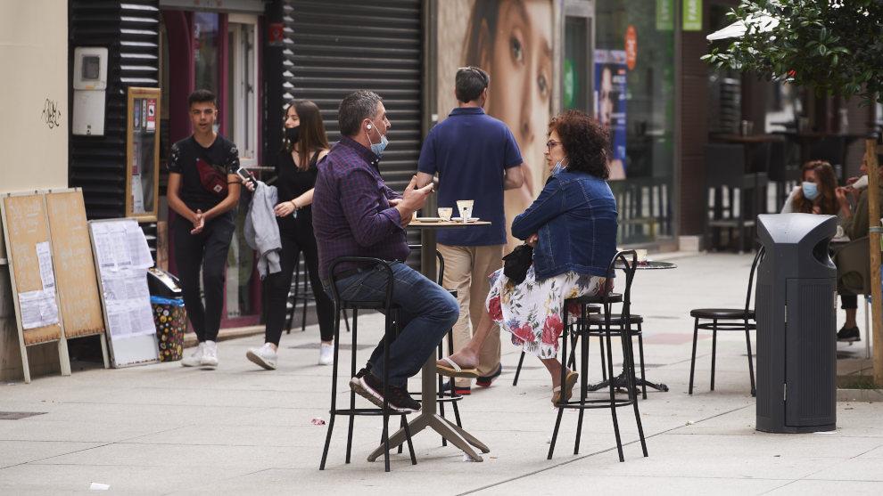 Los diez municipios más grandes de Cantabria concentran el 70% de casos activos