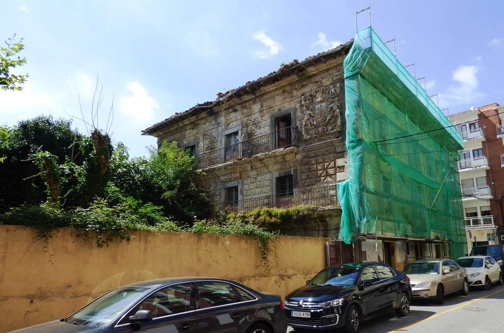 El Gobierno autoriza el derribo del ala oeste del Palacio de Chiloeches