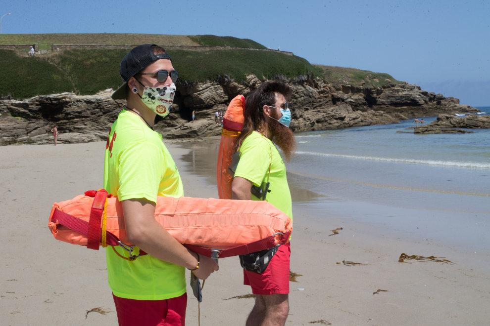 Modificada la orden de ayudas de socorrismo para que todas las playas cuenten con desfibrilador