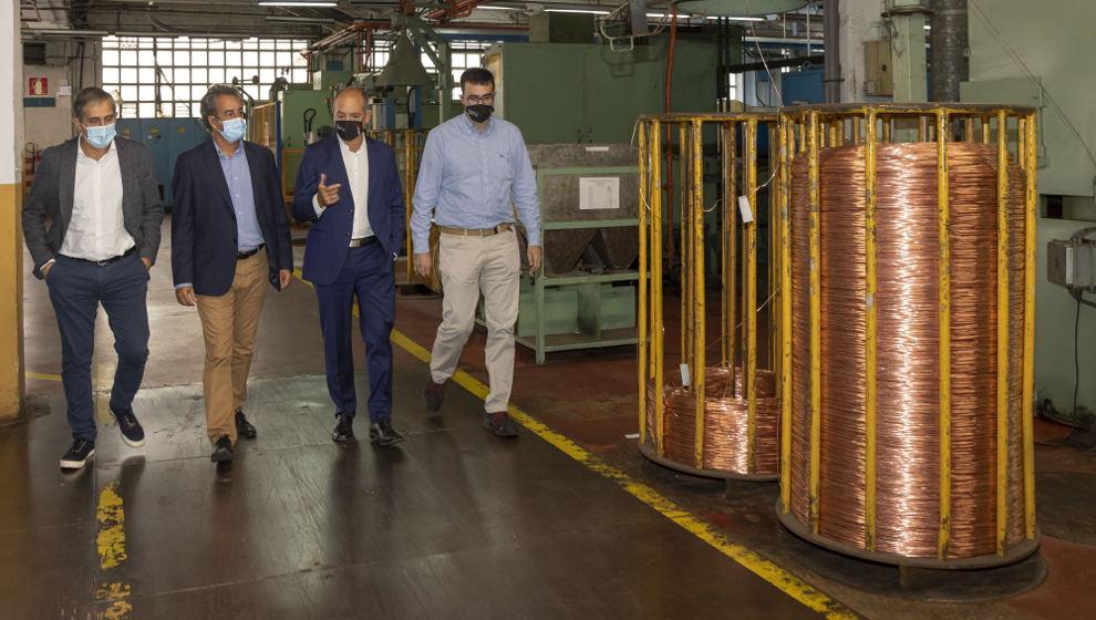 Industria destina 850.000 euros a proyectos de renovables y eficiencia energética