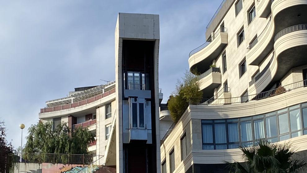 El ascensor de Santa Catalina estará en funcionamiento en dos semanas