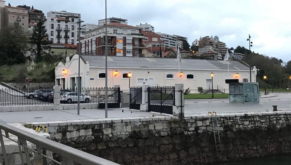 Cultura licita en 230.000 euros la urbanización del entorno de las naves de Enaire en Gamazo