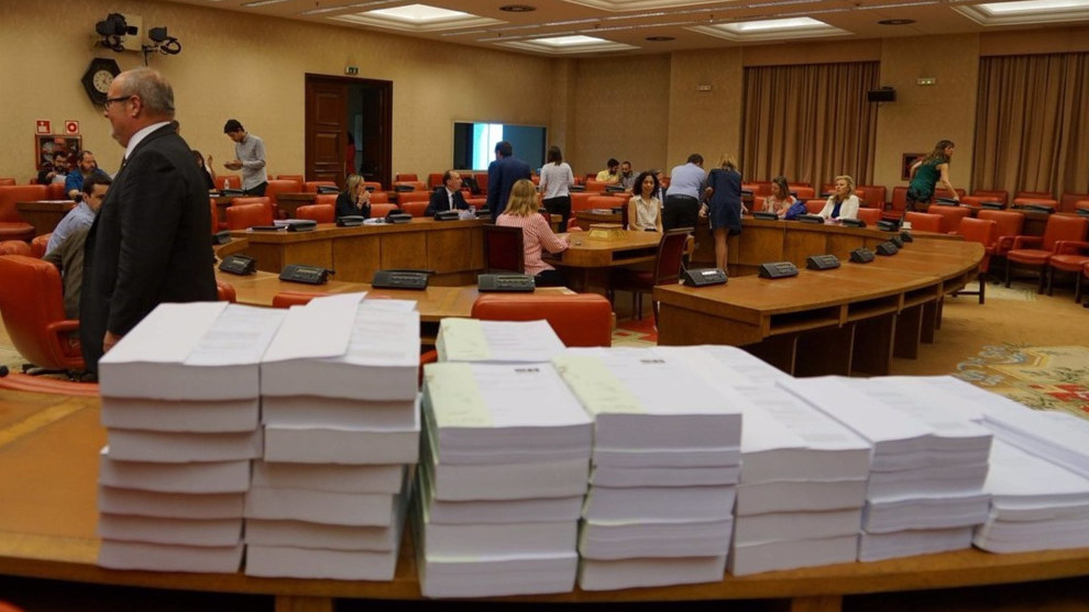 Los PGE incorporan las enmiendas conjuntas de PRC y PSOE para acelerar la llegada del AVE a Cantabria