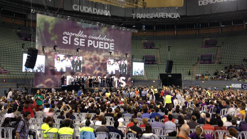 """Podemos prosigue su estrategia de """"rearme"""" a nivel municipal con la elección de portavoces y representantes de círculos"""