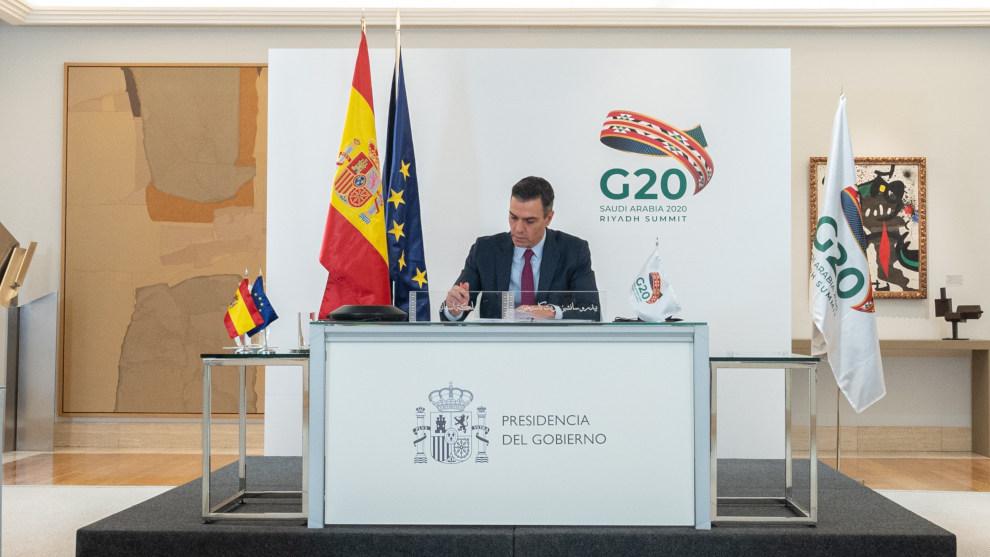 Sánchez no descarta ampliar la prohibición de los desahucios y confirma su confianza en Iglesias