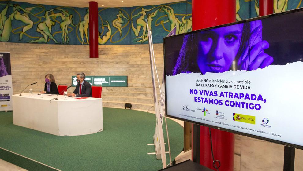 Unas 2.600 cántabras sufren violencia física y más de 14.500 psicológica