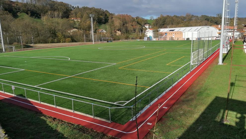 Realizada la rehabilitación de El Castañal y la construcción de la pista de Atletismo en Selaya
