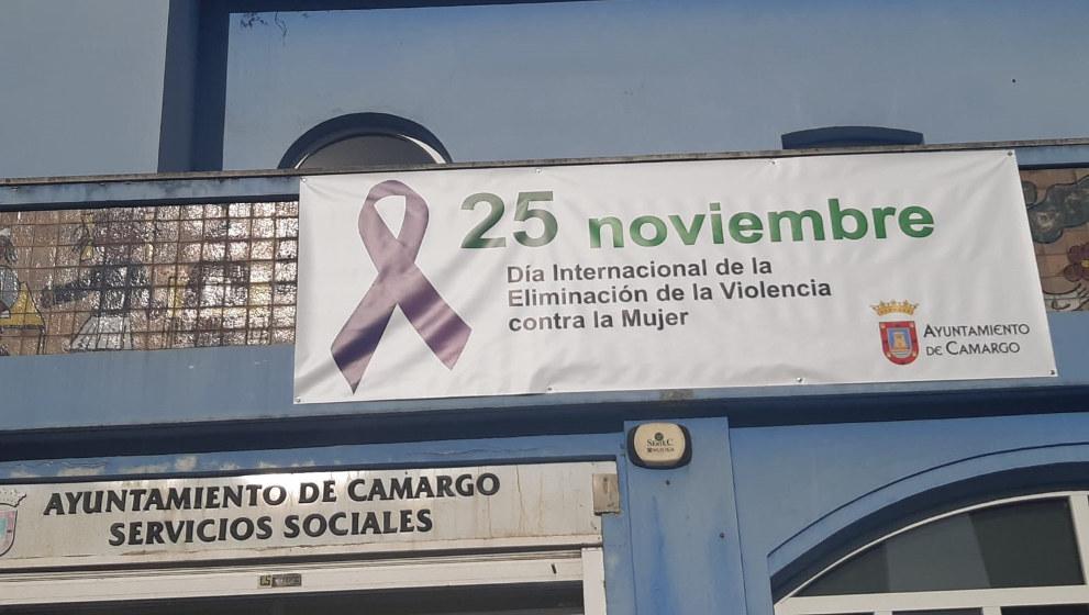 Camargo se suma a la conmemoración del Día Internacional de la Eliminación de la Violencia contra las Mujeres