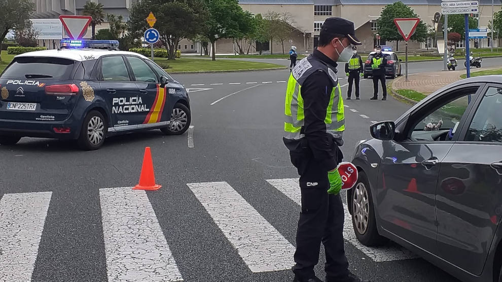 Sancionadas 951 personas en el último mes en Cantabria por saltarse las medidas sanitarias