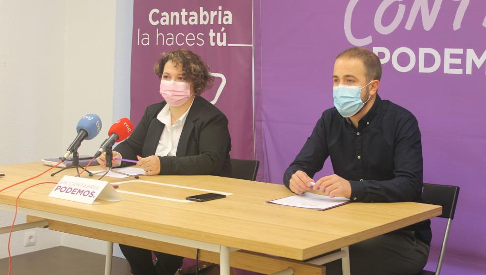 """Podemos amplía su Ejecutiva de Cantabria y se renueva en varios municipios para """"conseguir representación en el Parlamento"""" y entrar en el Gobierno"""