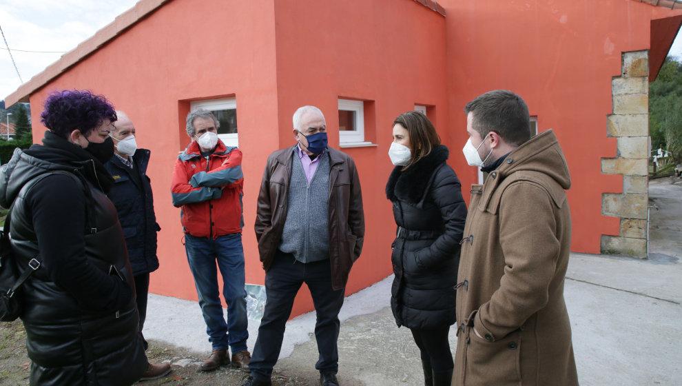 El Gobierno acondiciona un edificio para el nuevo servicio municipal de ludoteca por 22.000 euros