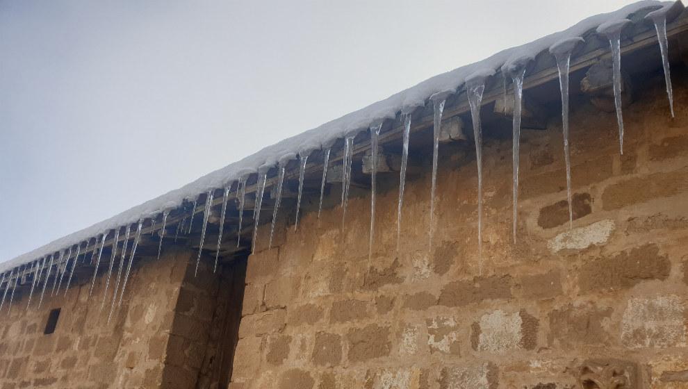 Reinosa roza los 13 grados bajo cero