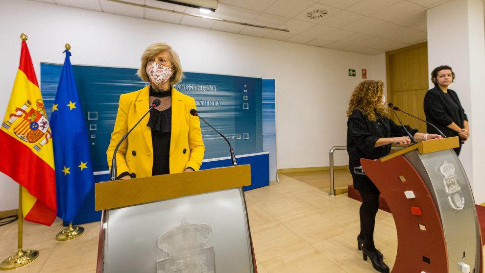 """Lombó sobre la posibilidad de que Marcano asuma también las competencias de Turismo: """"La organización le corresponde a Revilla"""""""