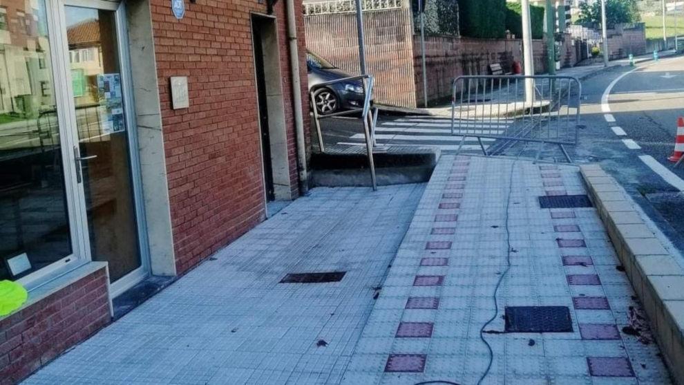 El Ayuntamiento emprende una campaña para detectar y eliminar barreras arquitectónicas