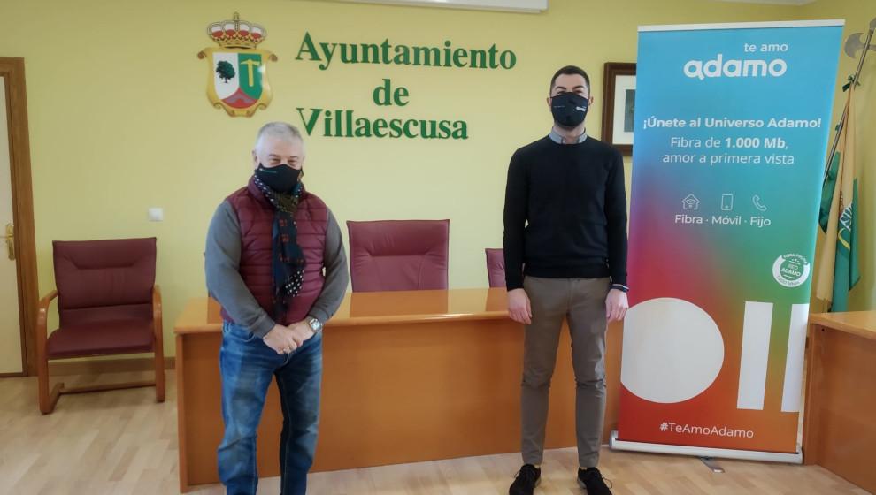 Adamo lleva Internet de alta velocidad a las cuatro localidades del municipio cántabro de Villaescusa