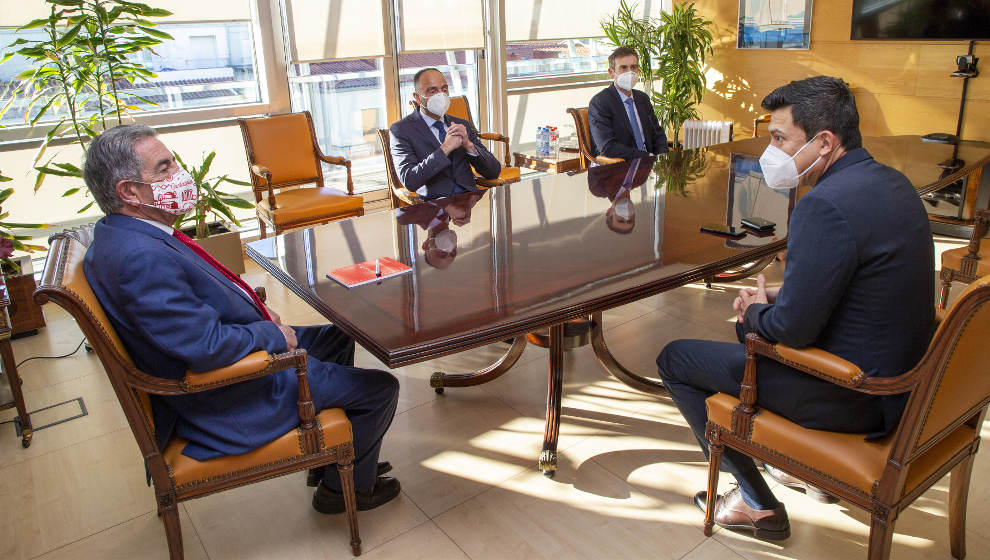 Dynasol traslada una nueva línea de producción a Gajano con la que creará 350 empleos