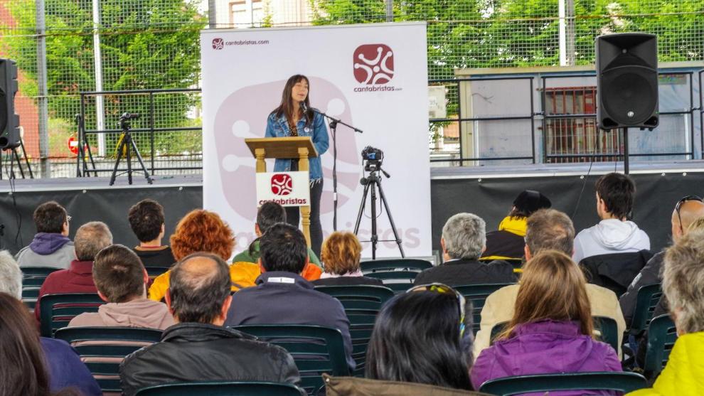 """Cantabristas denuncia el """"abrazo al fascismo"""" de PP y Ciudadanos en los Presupuestos de Santander"""