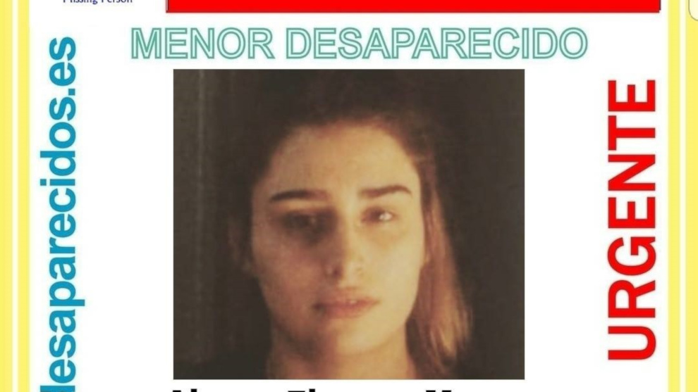 Desaparece una joven de 16 años en Santander