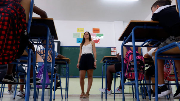 "Los sindicatos docentes denuncian que el 'pin parental' es ""ilegal"": ""En los colegios no se adoctrina"""