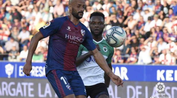 Las notas del partido SD Huesca 1-1 Real Racing Club