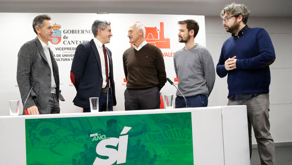 El documental 'Este año sí' revivirá el ascenso del Racing a La Liga SmartBank