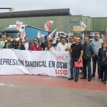 USO suspende las movilizaciones en GSW