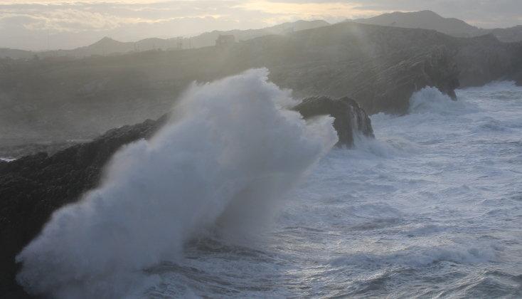Desactivado el Plan de emergencias por el temporal marítimo sin apenas incidencias