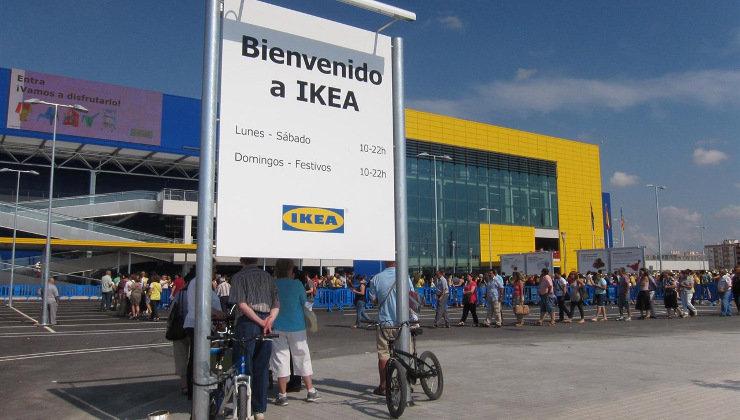 Ikea paga 48 millones de euros a tres familias cuyos hijos