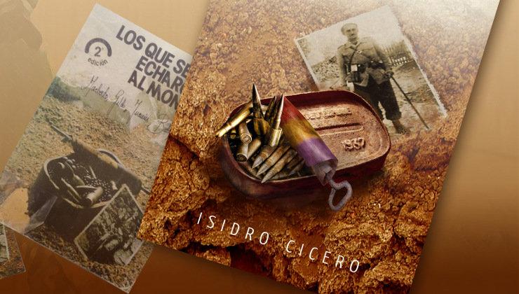 Durante todo 2017, eldiariocantabria conmemorará junto a Isidro Cicero el 40 aniversario de la publicación sulibro 'Los que se echaron al monte'