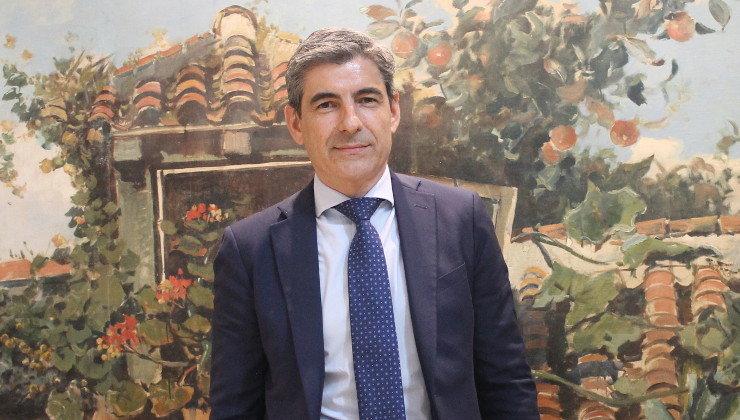 El director general del Grupo Igualatorio, Pablo Corral. Foto: edc
