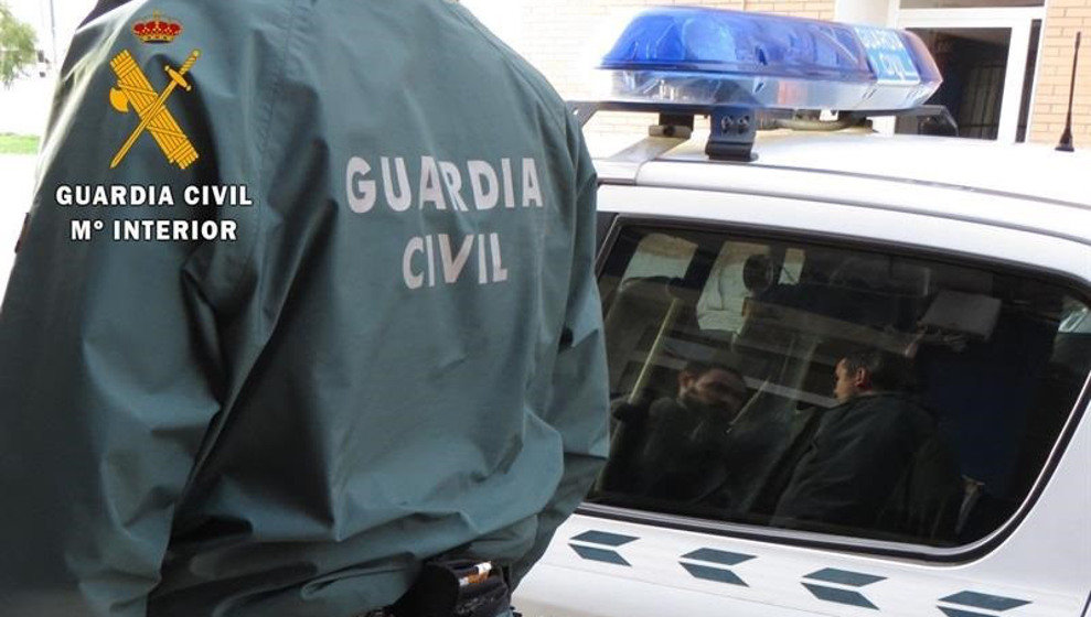 La Guardia Civil ha desarticulado un grupo criminal basado en estafas