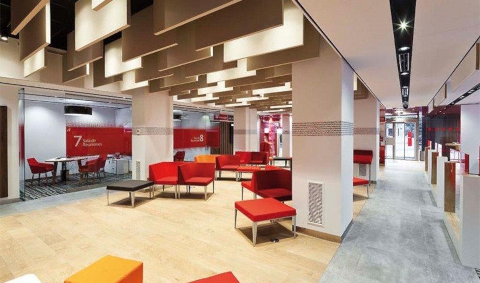 El banco santander abre desde este lunes 500 oficinas por for Buscador oficinas banco santander