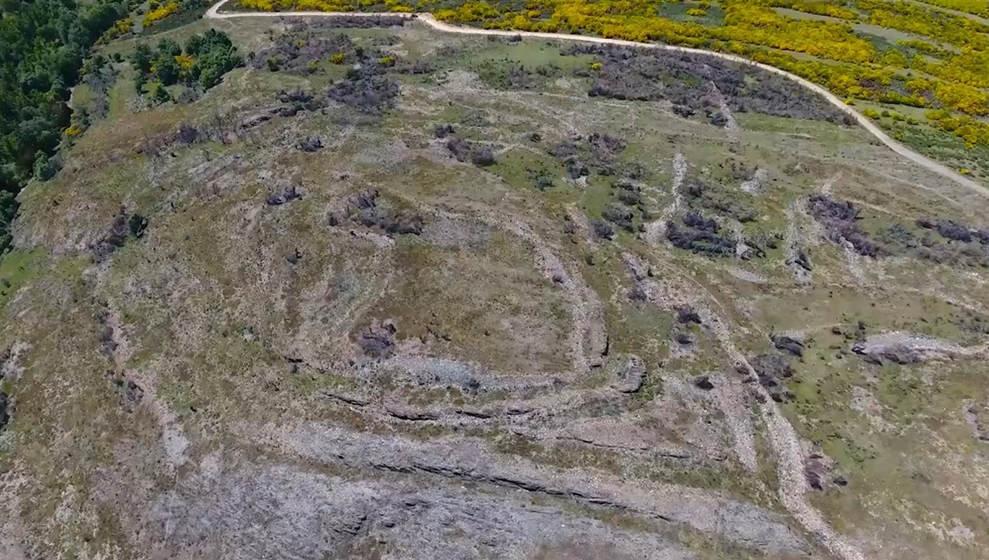 Descubren en León el mayor complejo de minas romanas de oro de Europa gracias al uso de drones