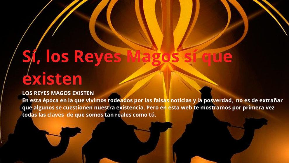 Fotos De Los Reye Magos.Un Padre Crea Una Web Para Probar Que Los Reyes Magos
