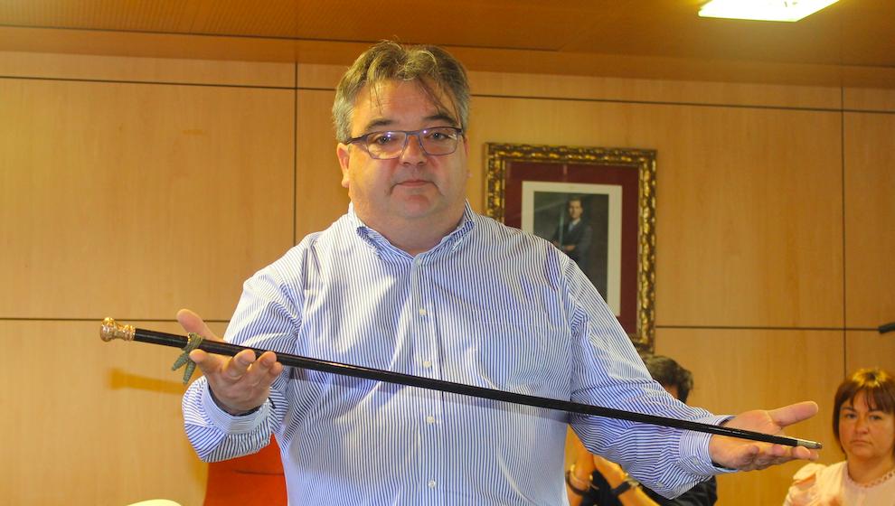 Los concejales de la X Legislatura toman posesión y nombran alcalde a Miguel Ángel Ruiz Lavín