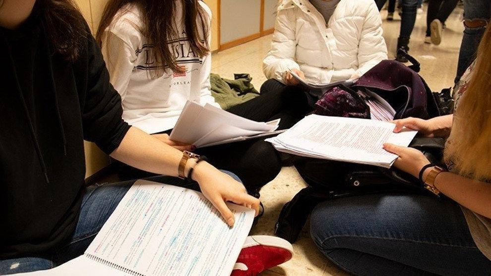 Calendario Examenes Unican Derecho.El 91 64 De Los Alumnos Cantabros Ha Aprobado La Selectividad