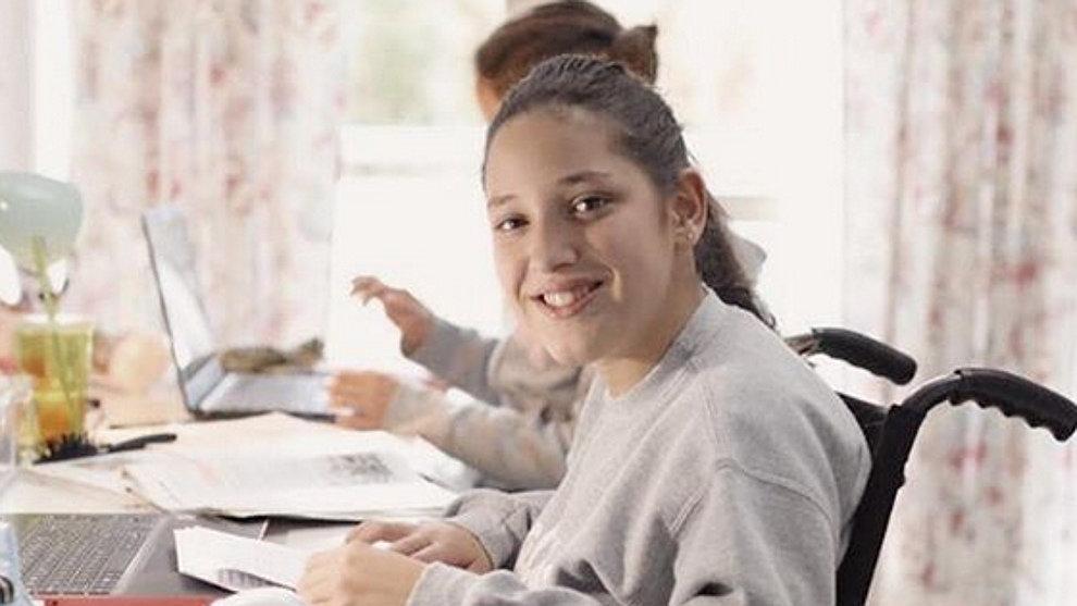 Lola González-Pinto, en una imagen de sus redes sociales