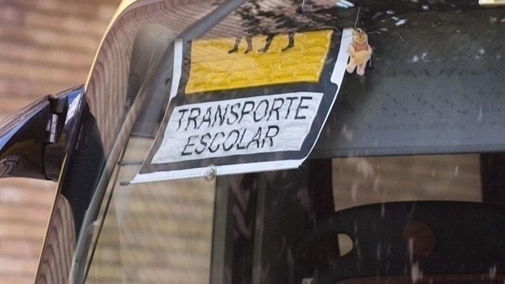 El PSOE pide que se garantice el transporte escolar a los institutos de Cabezón y sea gratuito para todos