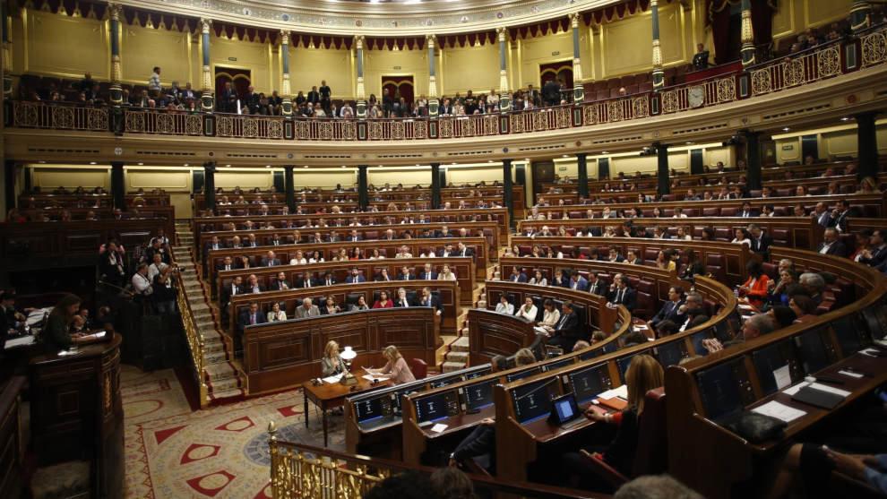 PSOE, PP, PRC y Unidas Podemos llegan a un acuerdo en el Congreso para garantizar el abastecimiento de agua a Cantabria