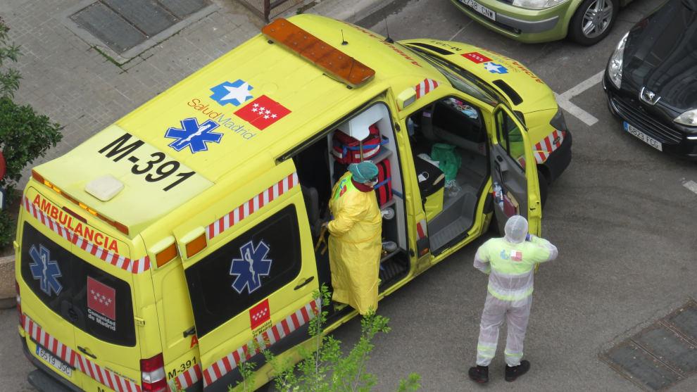 Sanidad registra 36.435 nuevos contagios y 591 fallecidos por Covid-19