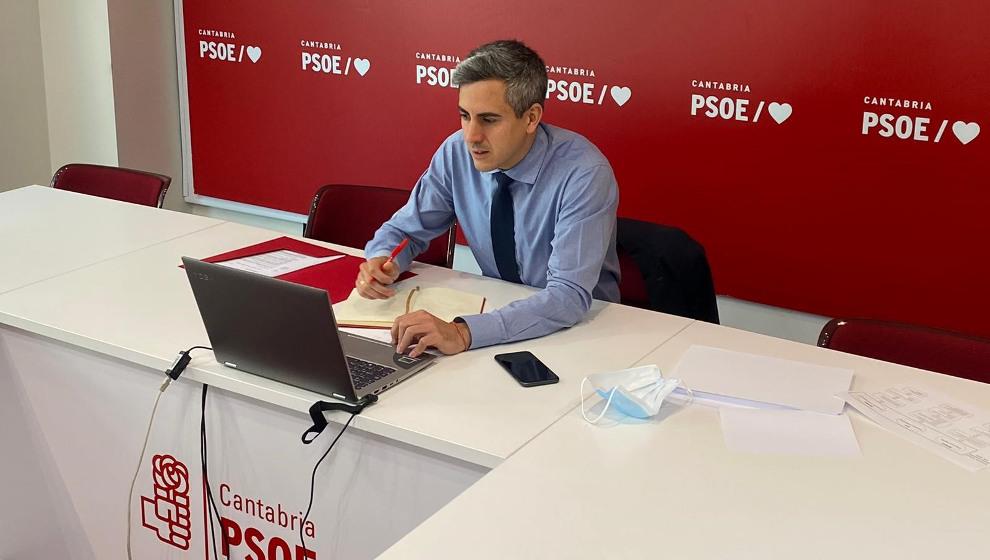 """Zuloaga defiende que los PGE """"dan respuesta"""" a la lucha contra la Covid """"reactivando"""" economía y empleo"""