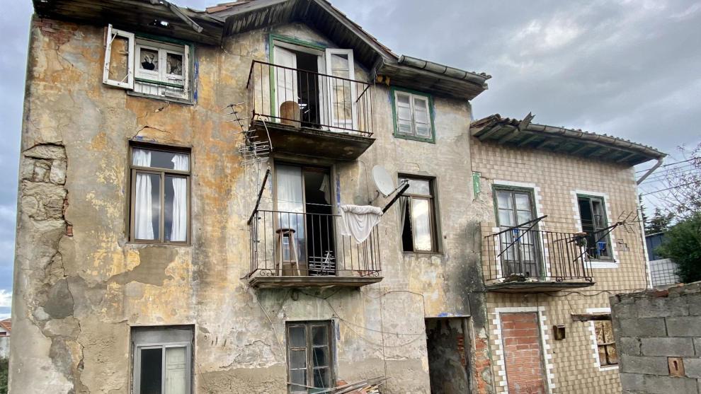 El Ayuntamiento declara en ruina inminente dos inmuebles en Foramontanos