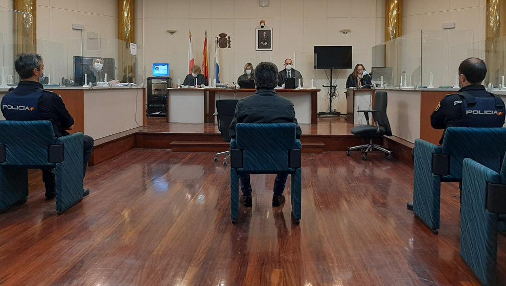 """El 'fugitivo de Turieno' asegura que tuvo """"un despertar malo"""" y se puso como """"loco"""" cuando vio a la Guardia Civil"""