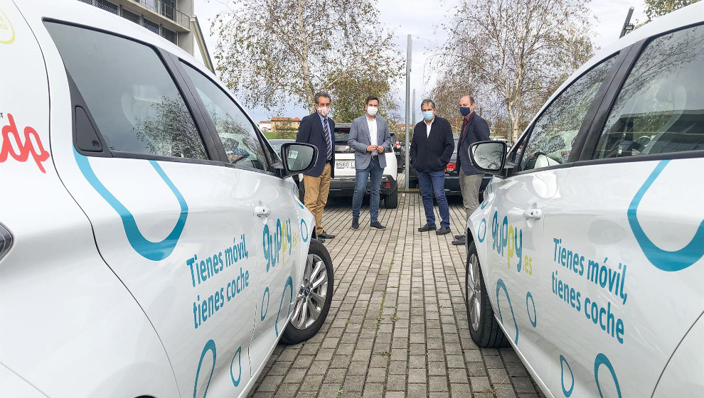 Santander contará con coches eléctricos compartidos antes de fin de año